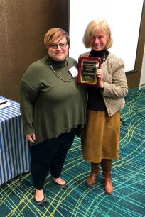 Harrison Award 2019 - Cheryl Blair