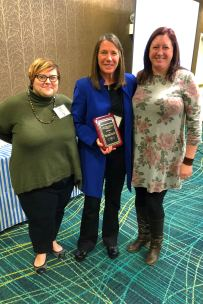 Harrison Award 2019 - Mary Beno