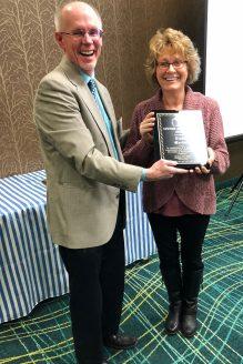 Lifetime Achievement Award 2019 - Linda Meeder