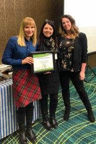 Special Recognition Award 2019 - Michigan ASCD