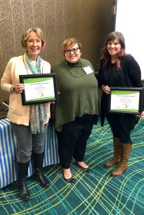 Special Recognition Award 2019 - Micki Fuhrman _ Christina Harvey